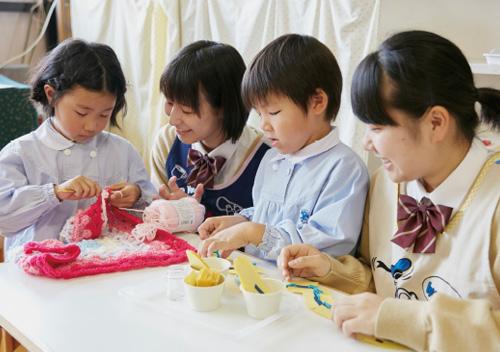 幼児保育進学コース